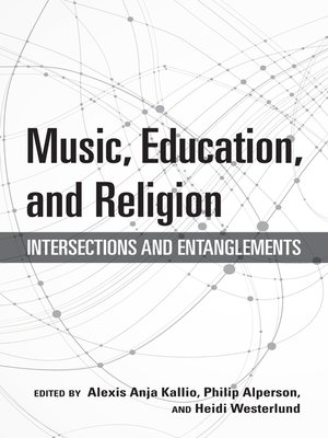 cover image of Music, Education, and Religion