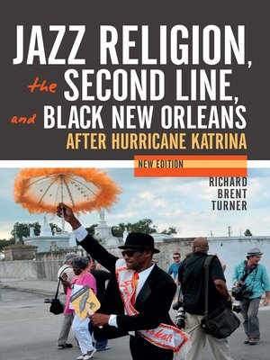 cover image of Jazz Religion, the Second Line, and Black New Orleans, New Edition