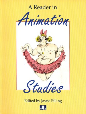 cover image of A Reader In Animation Studies