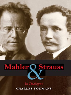 cover image of Mahler and Strauss