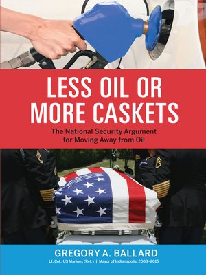 cover image of Less Oil or More Caskets