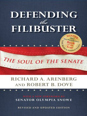 cover image of Defending the Filibuster