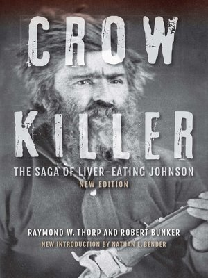 cover image of Crow Killer