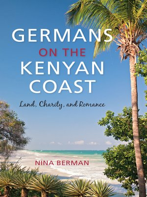 cover image of Germans on the Kenyan Coast