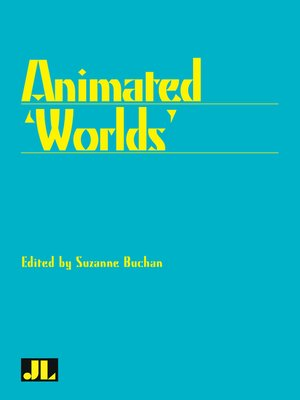 cover image of Animated Worlds