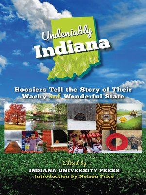 cover image of Undeniably Indiana