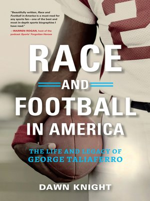 cover image of Race and Football in America
