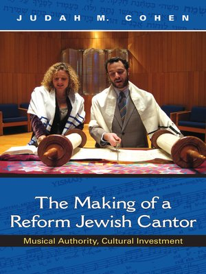 cover image of The Making of a Reform Jewish Cantor
