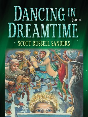 cover image of Dancing in Dreamtime