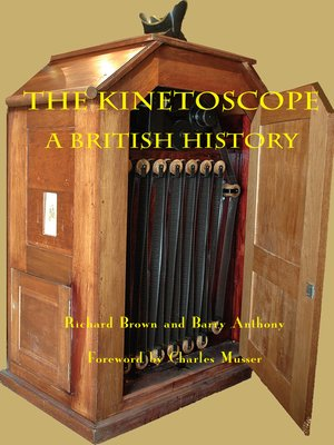 cover image of The Kinetoscope
