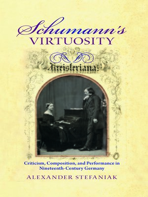 cover image of Schumann's Virtuosity