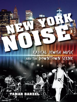 cover image of New York Noise