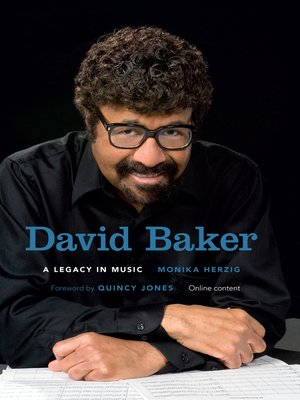 cover image of David Baker
