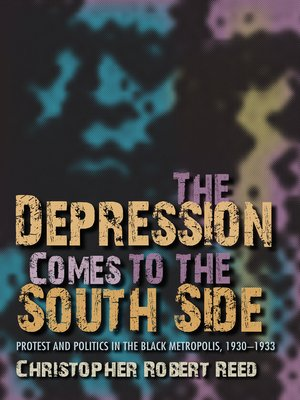cover image of The Depression Comes to the South Side