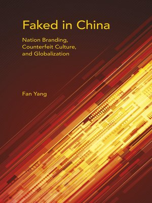 cover image of Faked in China