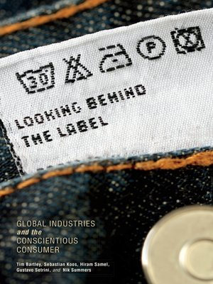 cover image of Looking behind the Label