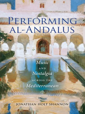 cover image of Performing al-Andalus