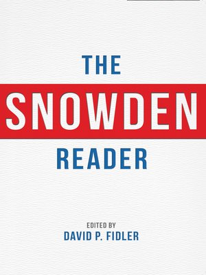 cover image of The Snowden Reader
