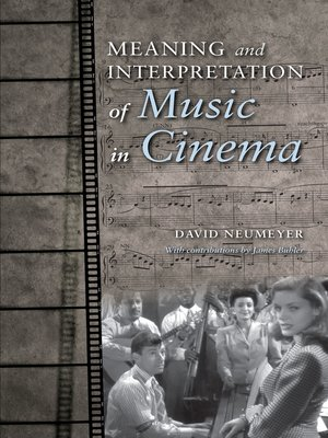 cover image of Meaning and Interpretation of Music in Cinema