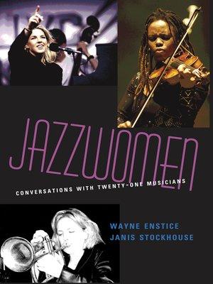 cover image of Jazzwomen