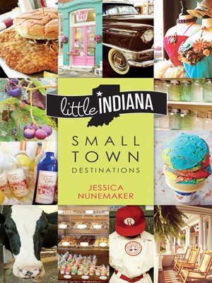 cover image of Little Indiana