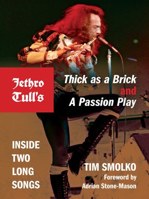 cover image of Jethro Tull's Thick as a Brick and a Passion Play