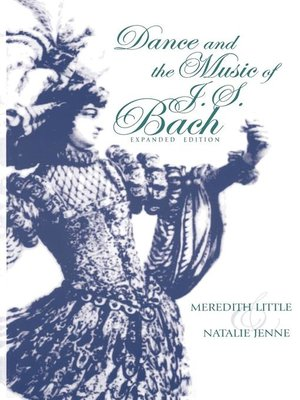 cover image of Dance and the Music of J. S. Bach