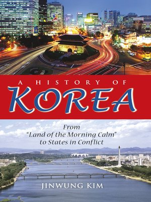 cover image of A History of Korea
