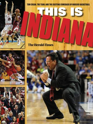 cover image of This Is INDIANA
