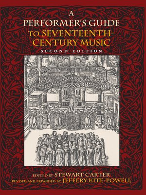 cover image of A Performer's Guide to Seventeenth-Century Music