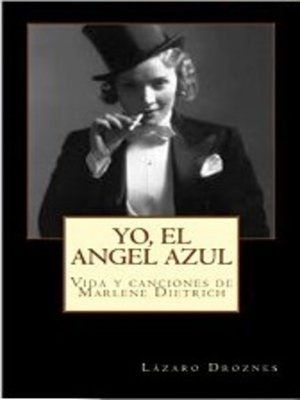 cover image of Yo, el Angel Azul