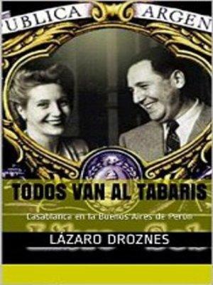cover image of Todos Van al Tabaris