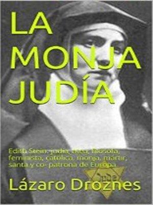 cover image of La Monja Judía