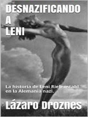 cover image of Desnazificando a Leni