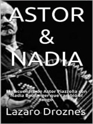 cover image of Astor & Nadia