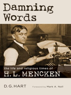 cover image of Damning Words