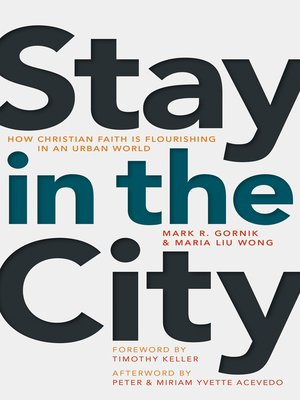 cover image of Stay in the City