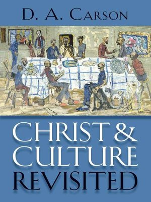 cover image of Christ and Culture Revisited