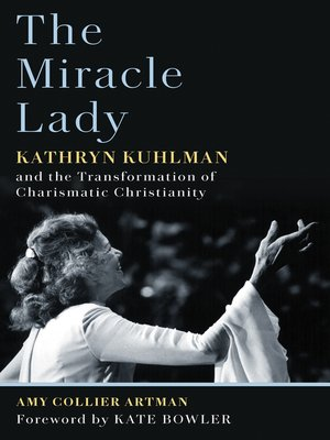 cover image of The Miracle Lady
