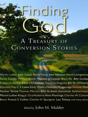cover image of Finding God