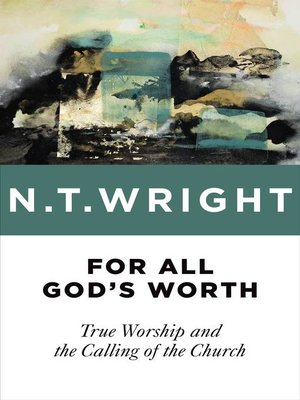 cover image of For All God's Worth