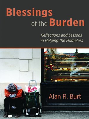 cover image of Blessings of the Burden