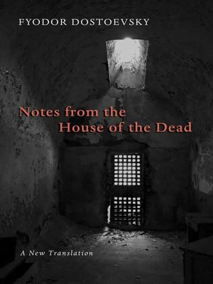 cover image of Notes from the House of the Dead