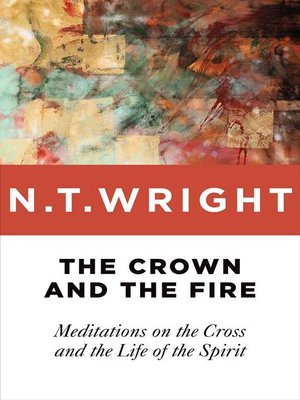 cover image of The Crown and the Fire
