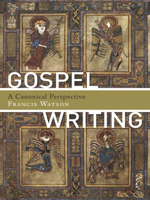 cover image of Gospel Writing