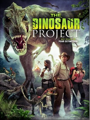 cover image of The Dinosaur Project