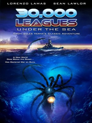 cover image of 30,000 Leagues Under The Sea