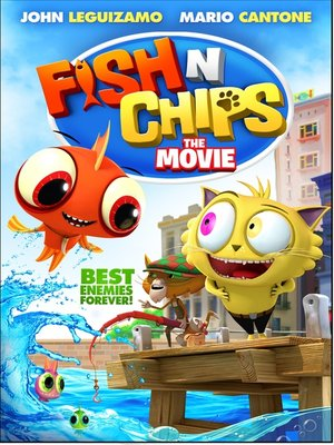cover image of Fish 'N Chips The Movie