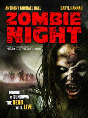cover image of Zombie Night