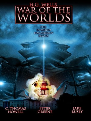 cover image of H.G. Wells' War Of The Worlds